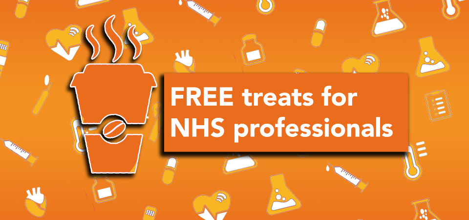 Freebies & Discounts to say thank you to NHS Heroes & frontline workers!